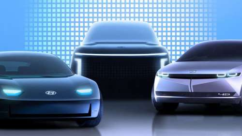Hyundai va lancer une nouvelle marque dédiée aux voitures électriques