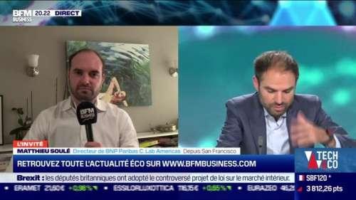Matthieu Soulé (BNP Paribas): quel impact du coronavirus sur les bureaux dans la Bay Area ? - 30/09