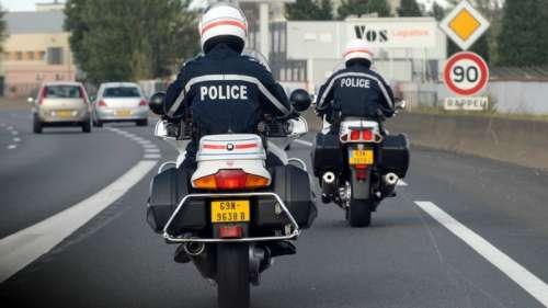 Montpellier: un homme en scooter renverse deux motards de la police lors d'un contrôle