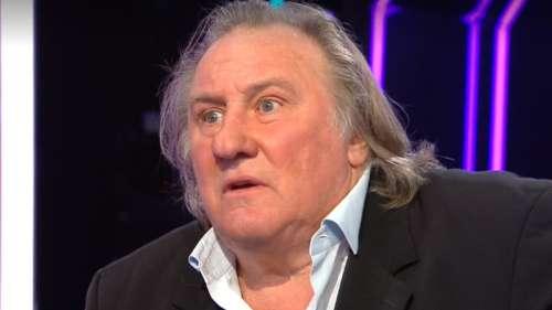 Gérard Depardieu dit ne pas vouloir rencontrer Emmanuel Macron: