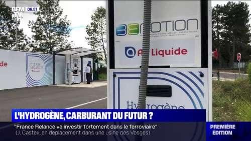 Plan de relance: le gouvernement consacre deux milliards d'euros à l'hydrogène