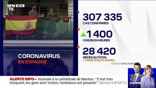 Coronavirus: la Catalogne reconfine 4 millions d'habitants