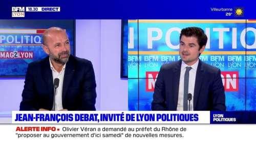 Lyon Politiques: l'émission du 17 septembre, avec Jean-François Debat, chef de file des socialistes à la région