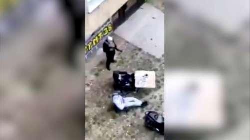 Vidéos de dealers armés à Grenoble: une opération de police en cours au Mistral