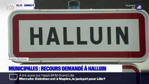 Halluin: battu lors du second tour des municipales, le maire sortant dépose un recours
