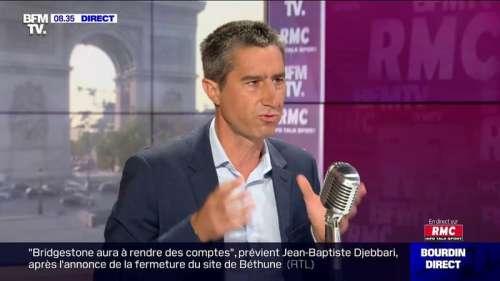 Fermeture de l'usine Bridgestone: pour François Ruffin,