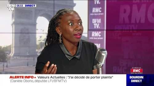 Danièle Obono face à Jean-Jacques Bourdin en direct - 02/09