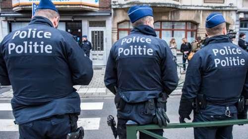 Un jet de cocktail molotov sur le Parlement belge en