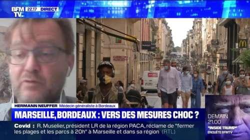 Marseille, Bordeaux : vers des mesures choc ? (1/2) - 13/09