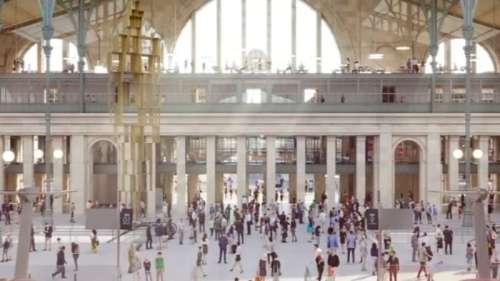 La Ville de Paris a déposé un recours contre le projet de transformation de la gare du Nord