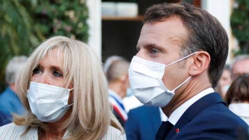 Coronavirus: Emmanuel Macron juge