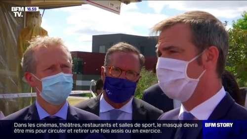 Olivier Véran sur le coronavirus en Mayenne: