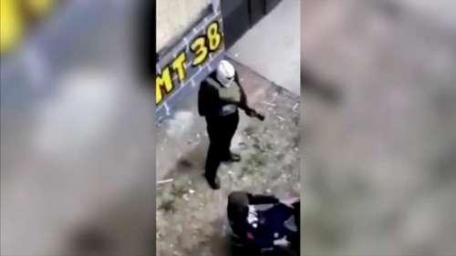 Vidéos de dealers armés à Grenoble: le rappeur du clip placé en garde à vue