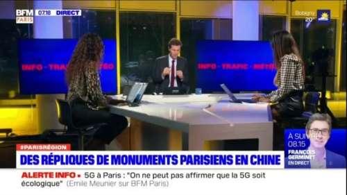 Le #ParisRégion du mercredi 16 septembre 2020