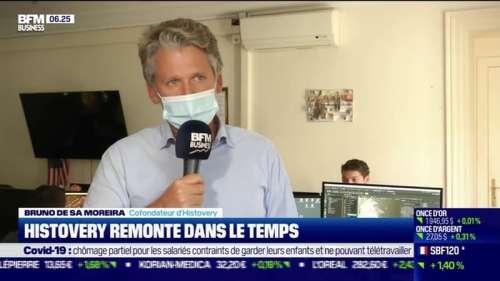 La France qui repart : Histovery remonte dans le temps - 10/09
