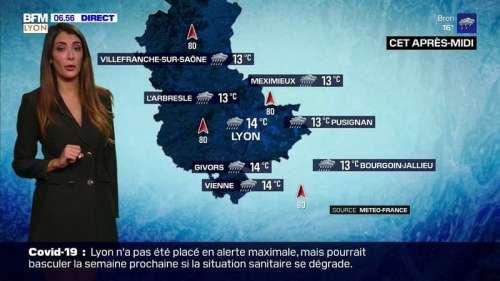 Météo Lyon: d'importantes précipitations attendues ce vendredi dans le Rhône, le département placé en alerte orange pluies-inondations