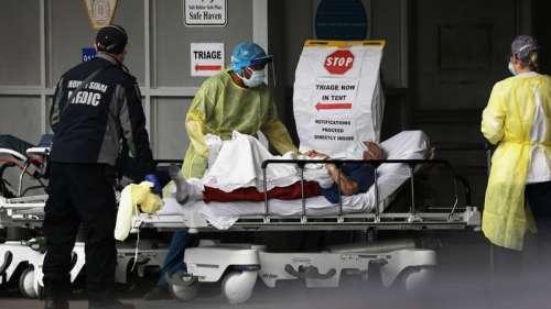 Coronavirus: plus de 150.000 morts aux Etats-Unis