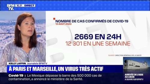 À Paris et Marseille, un virus très actif (2) - 14/08