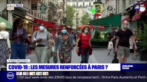 Covid-19: les mesures bientôt renforcées à Paris?