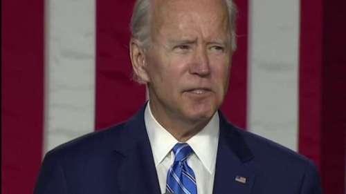 Coronavirus: Joe Biden attaque Donald Trump sur sa gestion de la crise