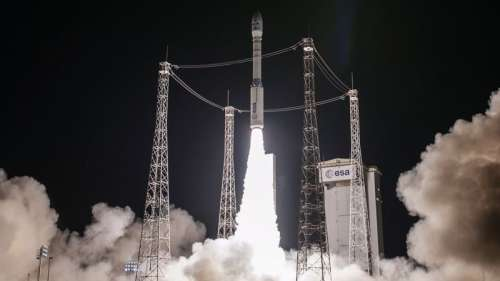 Nouvelles incertitudes sur le lancement du lanceur Vega