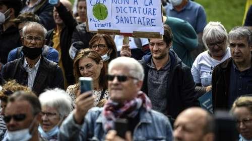 L'OMS appelle les gouvernements à dialoguer avec les anti-masques