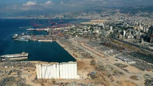 Dans un Liban exsangue, la France entend jouer les chefs de chantier de la reconstruction