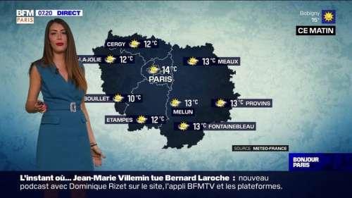 Météo Paris-Ile de France du 7 juillet: Soleil présent toute la journée