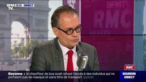 Selon Camille Pascal, l'ancien conseiller de Nicolas Sarkozy,