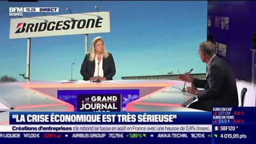 Le Grand Journal de l'Éco - Mercredi 16 septembre