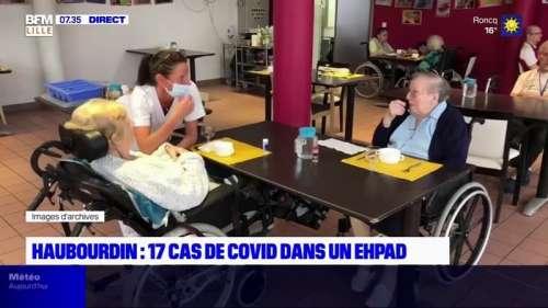 Haubourdin: 17 cas de Covid-19 détectés à la résidence de personnes âgées Thérèse-Vandevannet
