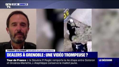 Dealers à Grenoble: une vidéo trompeuse ? - 01/09