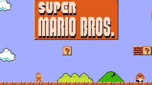 Vieux de 35 ans, un jeu Super Mario Bros s'est vendu pour 100.000 euros