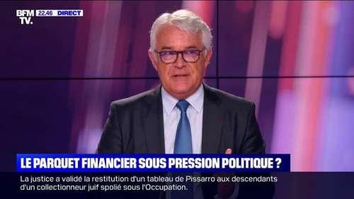 Jean-François Bohnert (procureur de la République financier):