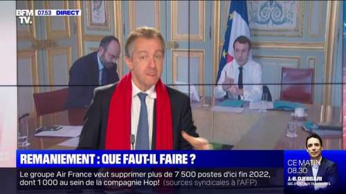 L'édito de Christophe Barbier: Remaniement, que faut-il faire ? - 01/07