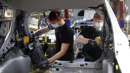 Le rebond de l'économie française moins fort que prévu en fin d'année