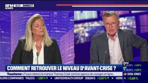 Philippe Darmayan (UIMM et ArcelorMittal France) : comment retrouver le niveau d'avant-crise ? - 16/09