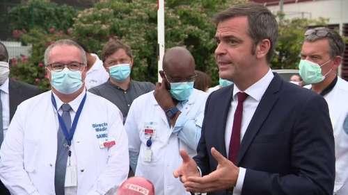 Port du masque obligatoire: Olivier Véran fait confiance à
