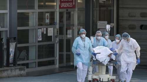 Coronavirus: dans les hôpitaux,
