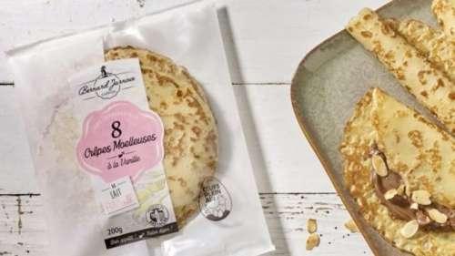 Auchan, Carrefour et Jarnoux rappellent des crêpes susceptibles d'être contaminées à la Listeria