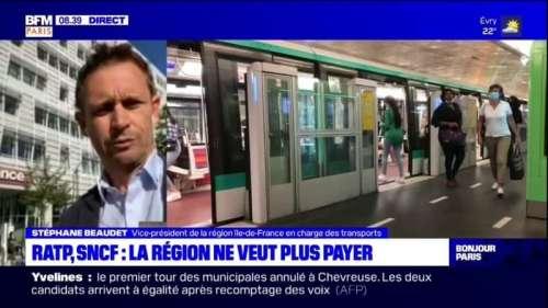 Ile-de-France Mobilités dans le rouge: