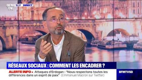 Islamisme: Robert Ménard juge qu'il faut
