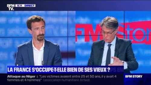 Story 2: La France s'occupe-t-elle bien de ses vieux ? - 10/08