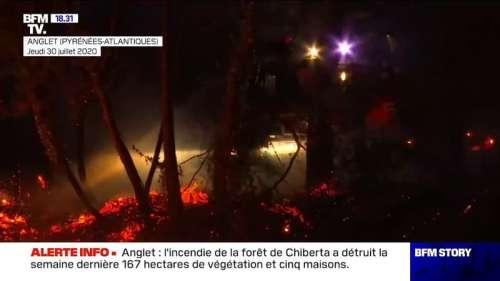 Incendie à Anglet: un mineur de 16 ans a été mis en examen pour