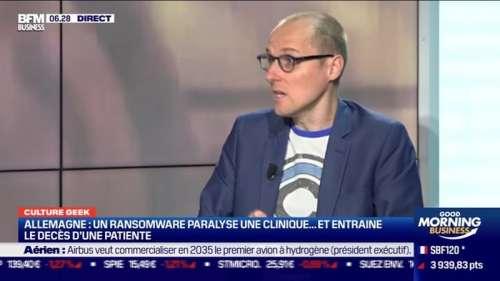 Culture Geek: Un ransomware paralyse une clinique en Allemagne et entraîne le décès d'une patiente, par Anthony Morel - 21/09