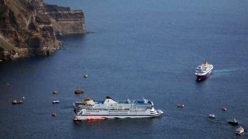 La Grèce rouvre six ports aux bateaux de croisière