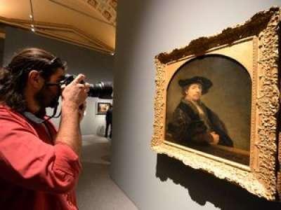 Belgique : il achète un tableau à 500 euros et se rend compte que l'œuvre est un Rembrandt qui vaut 30 millions