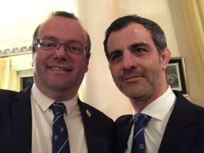 Un député du Lot-et-Garonne se prépare à la coupe du Monde de rugby parlementaire au Japon