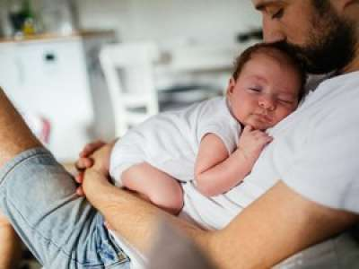 Un manque de protéines dans l'alimentation des pères pourrait nuire à la santé cardiovasculaire de leur enfant