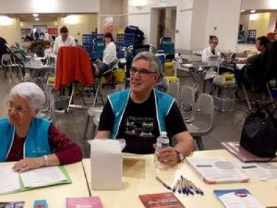 Saint-Céré. Don du sang : 109 donneurs